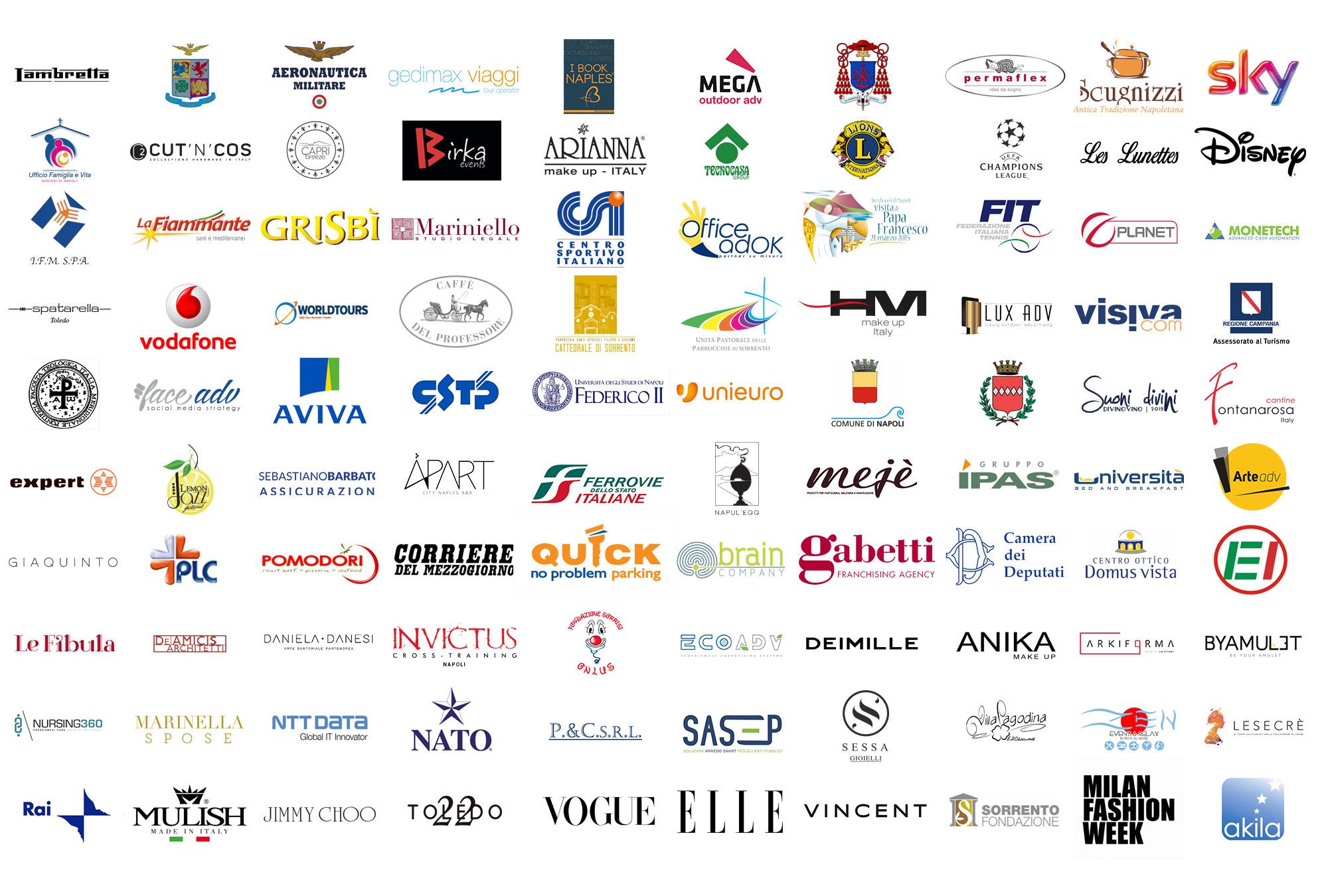 Portfolio Graphicnart Studio grafico Napoli